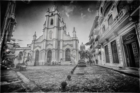 Loma del Angel — in Habana Vieja, La Habana, Cuba. by Ariel Arias