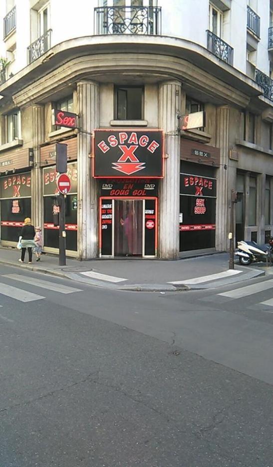 Paris XXX por Tony Cantero Suarez