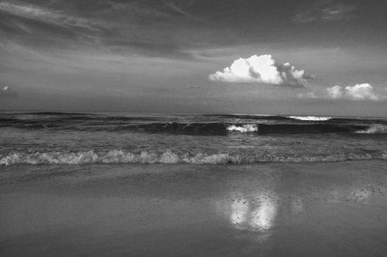Playa Santa Maria del Mar by Ariel Arias