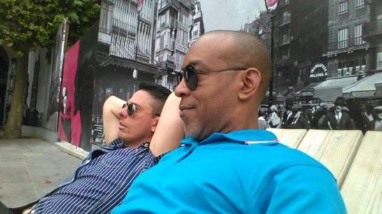 Tony Cantero Suárez & Miky Castañeda Hotel de Ville de Paris