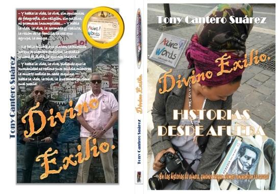 New Book : Divino Exilio – HISTORIAS DESDE AFUERA.