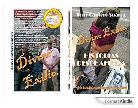 Cover Divino Exilio Tony Cantero Suárez KINDLE Copyright 2015