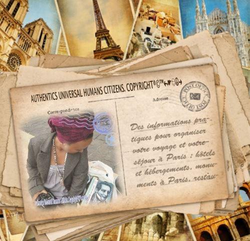 Divino Exilio afiche de postales Copyright by Tony Cantero Suárez
