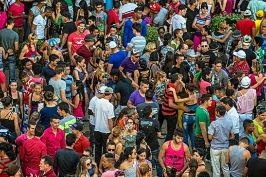 Fiesta ,fiesta fiesta — in San Juan De Los Remedios, Villa Clara, Cuba.  by Ariel Arias