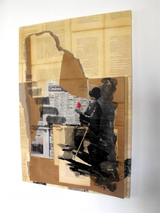 La luz de Chaplin by Vincent Tessier