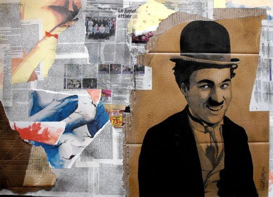 My Chaplin by Vincent Tessier
