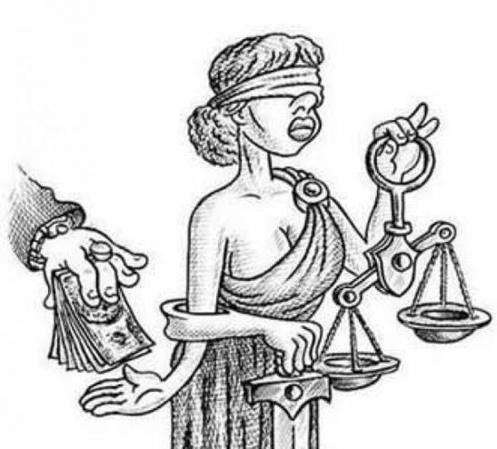 Justicia X Dinero