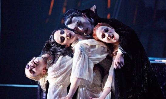 Northern Ballet Dracula