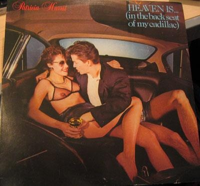 Patricia Harris – Heaven Is... In The Back Seat Of My Cadillac