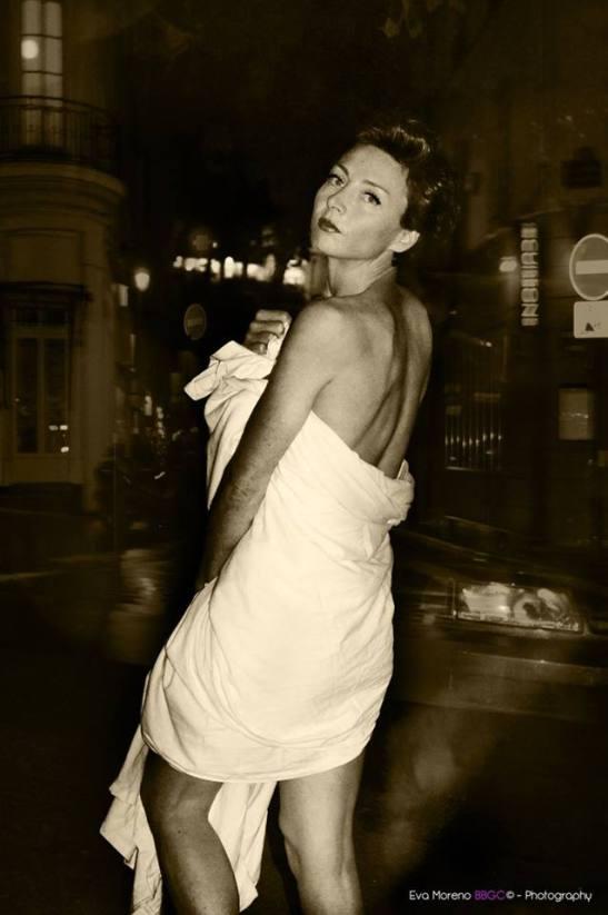 La frente del corazonazo - Lorena Demay by Eva Moreno - Copyright BBGC 2015