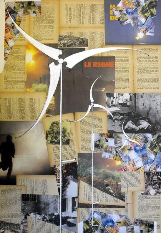 Les souffles de la vie by Vincent Tessier
