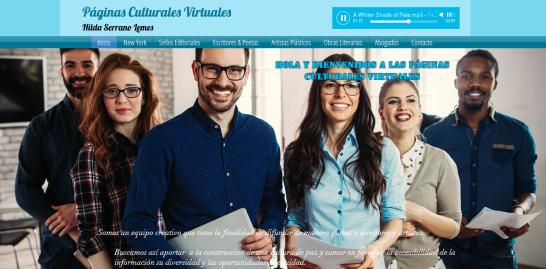 Paginas culturales virtuales website hildaserranolemes com