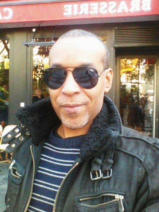 Tony Cantero Suárez, el Poeta en Paris