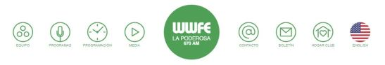 WWFE LA PODEROSA 6.70 AM - MIAMI, USA