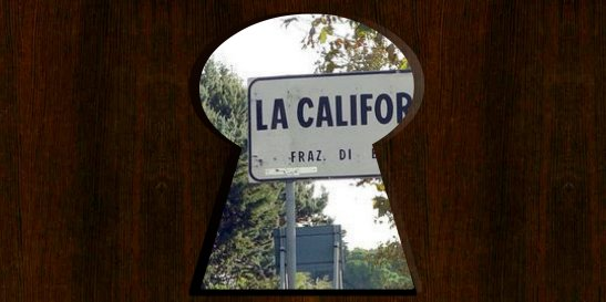 Puerta LA-CALIFORNIA