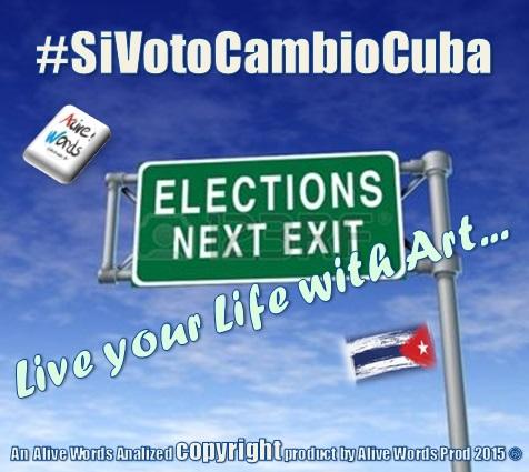 Si Voto cambio Cuba 8