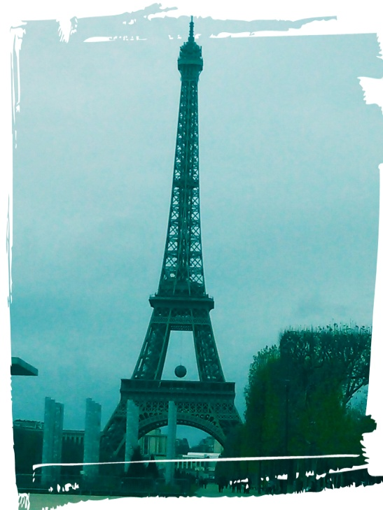Torre Eiffel, Paris by Tony Cantero Suárez