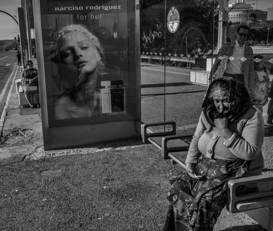 la llorona — in Seville, Spain. by Ariel Arias