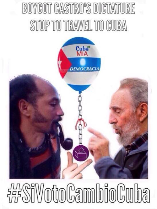 Si Voto cambio Cuba 9