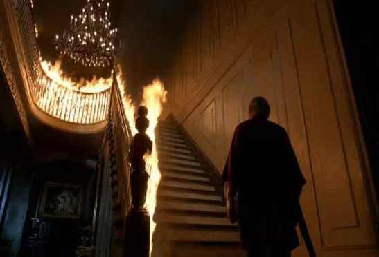 El inquilino de la escalera