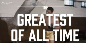 Ali Muhammad the greatest of all times