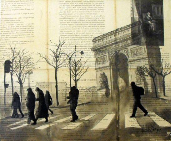 Vive PARIS todo el tiempo by Vincent Tessier