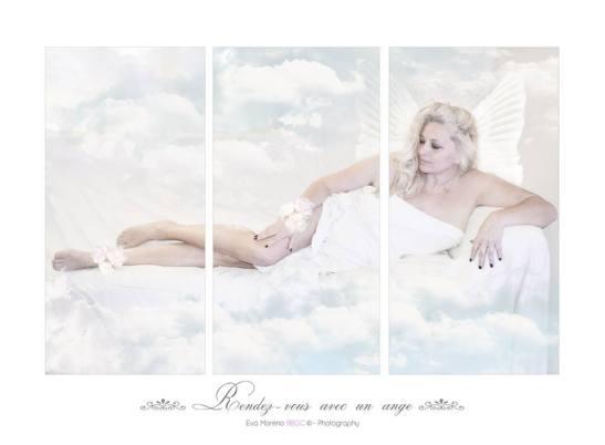 Rendez vous avec un Ange - Hélène by Eva Moreno BBGC
