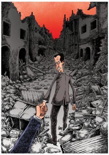 – Las sombras de Alepo.