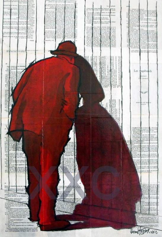 El mira hueco by Vincent Tessier