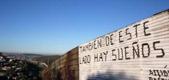 Las latitudes del muro.