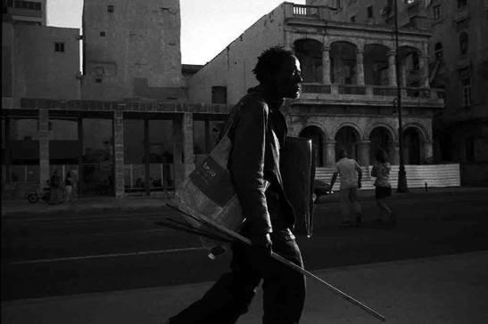 Habitante de la Habana by Ariel Arias