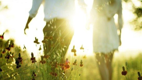 amantes al sol