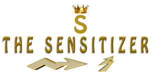 The Sensitizer - logo