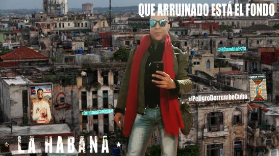 La Habana en peligro de derrumbe